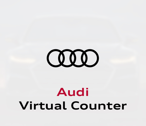 Audi Virtual Counter