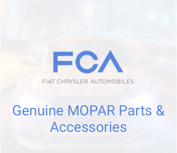 Genuine MOPAR Parts & Accessories