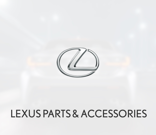 Lexus Parts & Accessories